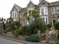 Large property in St Ives.