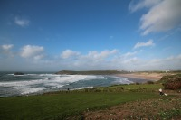 Large holiday cottage on North Cornish coast