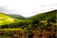 Llanthony, The Black Mountains