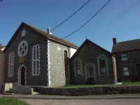 Chapel for large groups in Wales