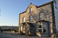 self-catering Victorian House, Monsal Head, Peak District.