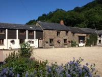4 large properties in north Devon