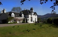 Lovely house in highland Perthshire