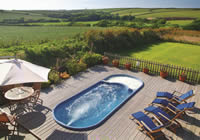 Stunning self catering spa accommodation in Devon