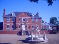 Country house in Leicestershire