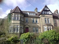 Party house in Matlock, Derbyshire