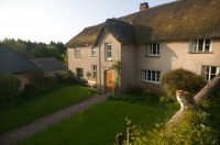 Ancient farmhouse for rent in Devon.