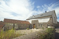 5 courtyard cottages in North Devon