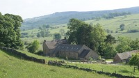 Converted barn in the Peak District