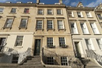 Large town house accommodation in Bath