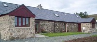 Two newly converted barns offering luxurious family accommodation.