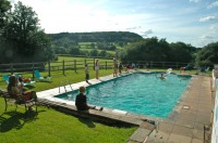 Holiday cottage complex in East Devon
