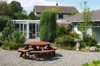 Aberystwyth self catering with pool