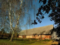 Ancient barn to rent in rural Suffolk