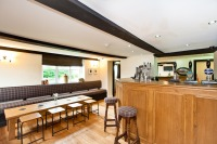 Boutique style accommodation with a private pub!