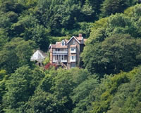 Large self catering accommodation on Exmoor