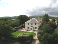 Luxury cottages in South Cornwall.