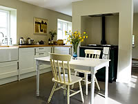 Self catering cottages in Powys