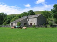 Large house in Yorkshire Dales