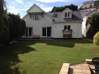 Large holiday house, North Devon